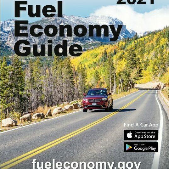 2021 Fuel Economy guide